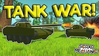мультик про танки