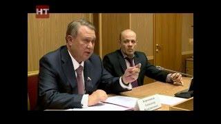 Александр Коровников встретился с членами региональной общественной палаты