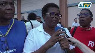Lutte : plusieurs syndicats s'unissent pour faire entendre leurs revendications