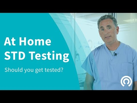 At Home STD Testing   Should You Get Tested?