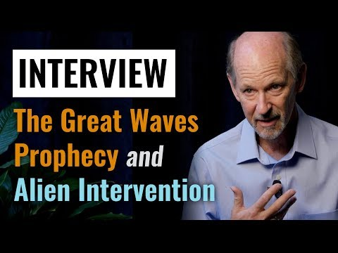 """The """"Great Waves of Change"""" Prophecy 