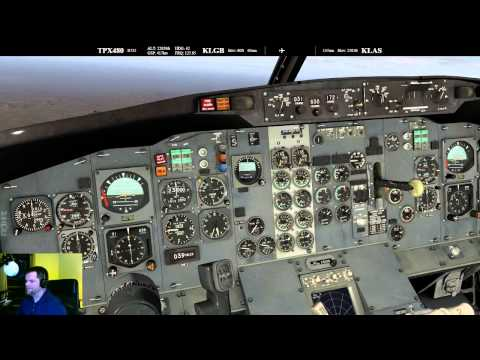 ATC Madness on PilotEdge in the FlyJSim 732 TwinJet | X-Plane 10