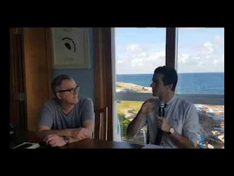 Interview with Oscar Nominee Luke Davies
