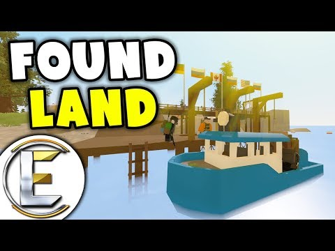 Found Land - Unturned Roleplay Outbreak Story S4#1 (A New Military Threat)