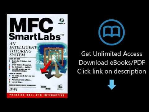 Download MFC Smartlabs: An Intelligent Tutoring System (Windows programmers SmartLab multimedia  PDF
