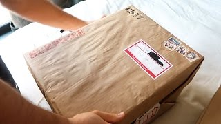 YOUTUBE GIFT UNBOXING!!