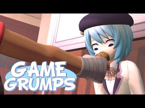 """GameGrumps Animated Doki Doki Literature Club - """"Potato Panic"""" (SFM)"""