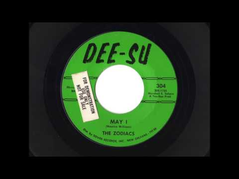 Maurice Williams and the Zodiacs    May I