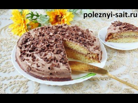 Домашний торт Сметанник | Пирог на сметане