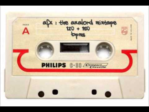 AFX - The Analord Mixtape