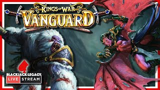 Kings of War Vanguard - Where to Start? - Monday Night Live