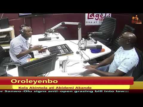 Download Oroleyenbo pelu Kola Akintola ati Abidemi Akande 21-9-2021