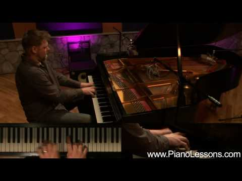 Five For Fighting 100 Years  Piano Lessons