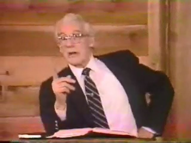 The Prophet Elijah - Where are the Prophets Today? Leonard Ravenhill - REVIVAL