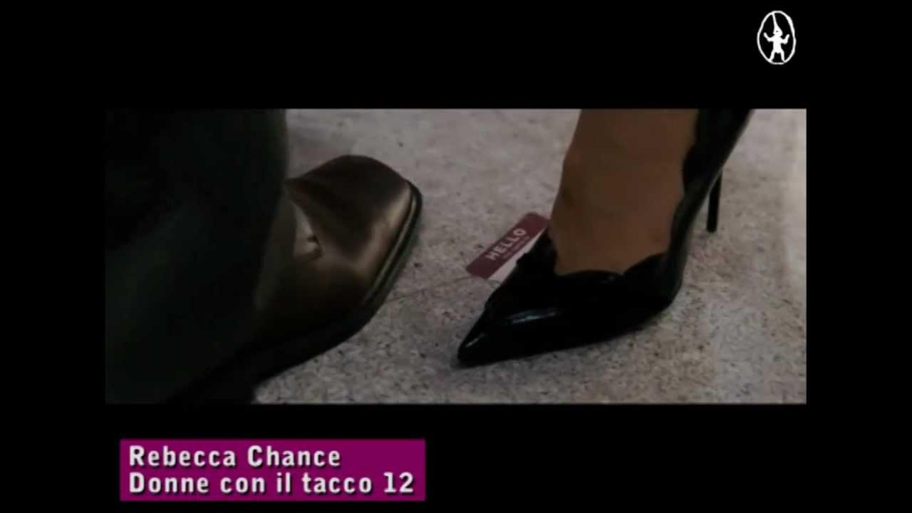 release date: e8910 47260 Donne con il tacco 12 - Rebecca Chance - il booktrailer