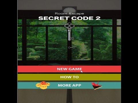 Room Escape Secret Code  Walkthrough