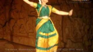 Mammalapuram Dance Festival, Ashoka Holidays, India