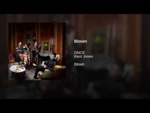 DNCE Ft Kent Jones Blown (Audio)
