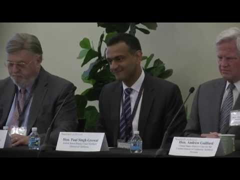 Conference | Patent Litigation in the Biosciences Circa 2016: A View from the Bench