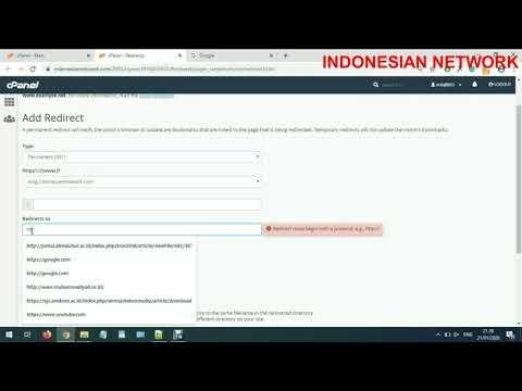 tutorial-cara-redirect-domain-di-cpanel