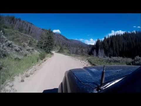 Blue Ridge Off-Road Trail - Hot Sulphur Springs, CO