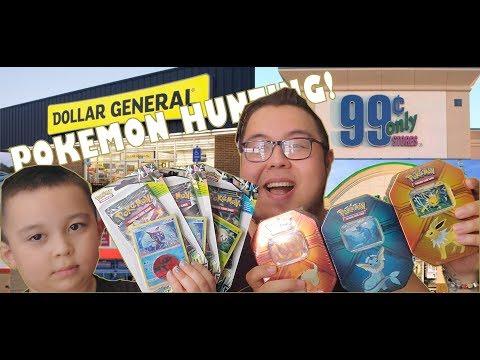 Dollar Store Pokemon Hunt!