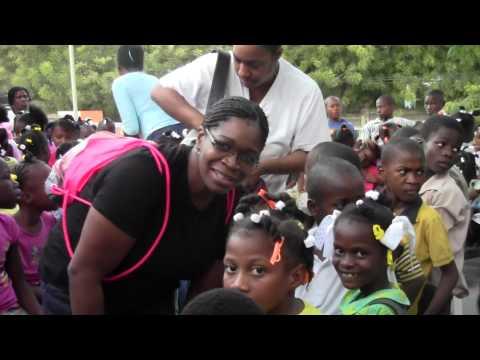 The pearl reborn foundation in Haiti- Delmas ( creole version)