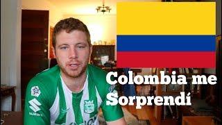 7 COSAS QUE ME SORPRENDIERON de COLOMBIA después de vivir 1 mes allí (un Americano)