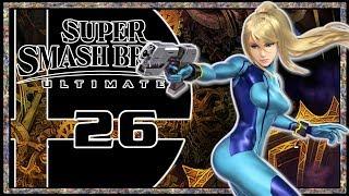 ZERO SUIT SAMUS IM EINSATZ #26 Super Smash Bros. Ultimate
