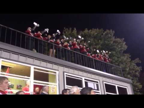 National Anthem Heber Springs High School Trumpets