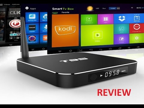Mifanstech T95 Android 5.1.1 Kodi TV Box Review