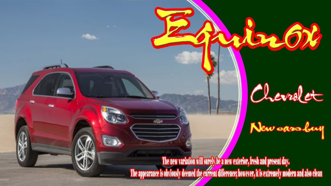 2020 Chevy (Chevrolet) Equinox | 2020 Chevy Equinox ...