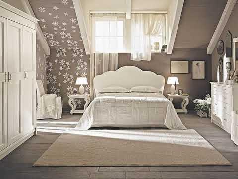 Dachboden Schlafzimmer Innenarchitektur Ideen Youtube