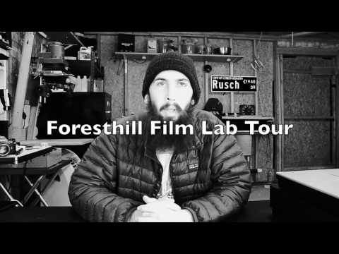 Foresthill Film Lab Tour!
