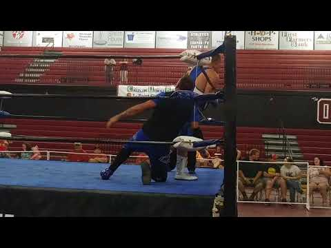 (FUND RAISER OWEN COUNTY HIGH SCHOOL FOOTBALL TEAM)KENTUCKY ELITE PRO WRESTLING
