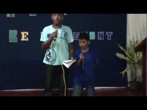 Leling Alliance Youth Camp.Duet..Blue team
