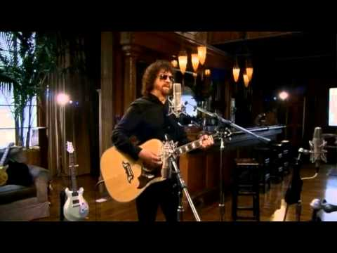 Can't Get It Out Of My Head - Jeff Lynne (Acoustic)