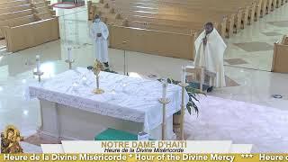 Heure de la Divine Miséricorde // 05.11.2021