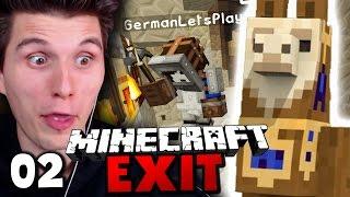 AUF LAMAS DEN WITHER BEKÄMPFEN! ✪ Minecraft EXIT #02 | Paluten [Deutsch]