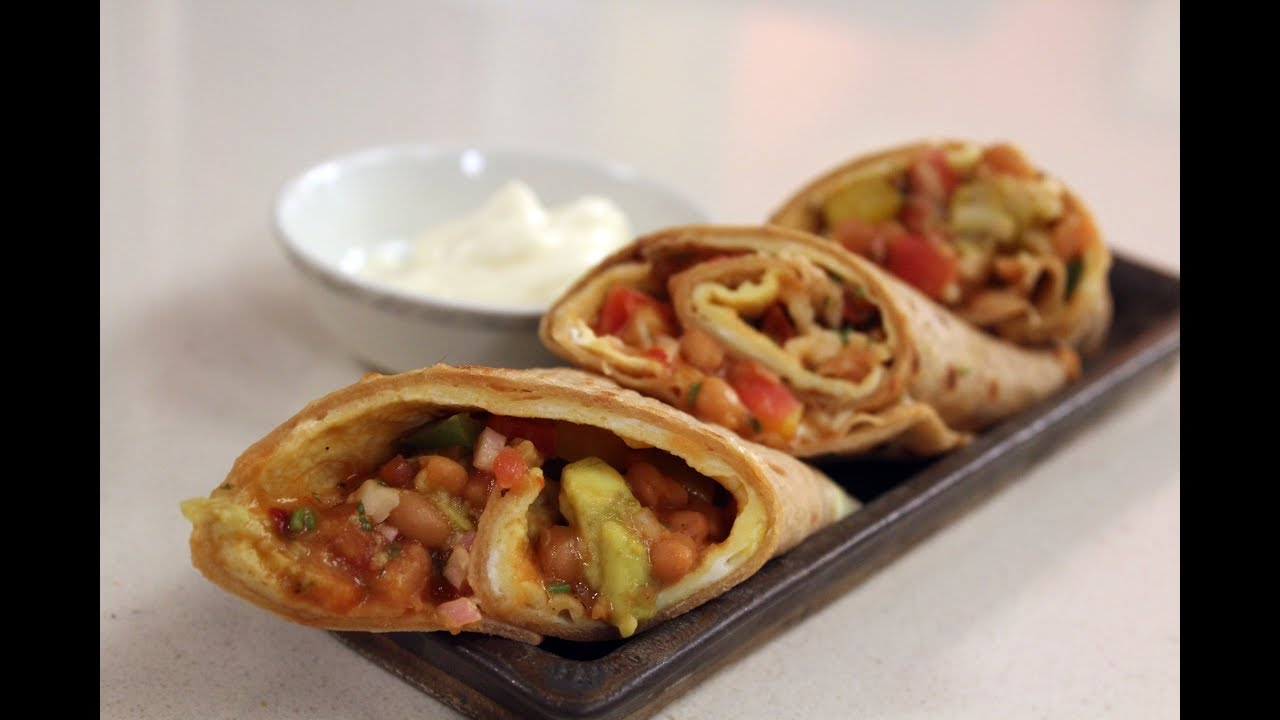 Breakfast burritos quick easy recipes sanjeev kapoor khazana breakfast burritos quick easy recipes sanjeev kapoor khazana youtube forumfinder Image collections