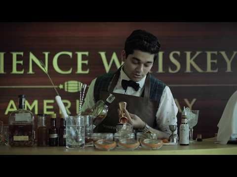 2017 North American Whiskey Cocktail Challenge in India