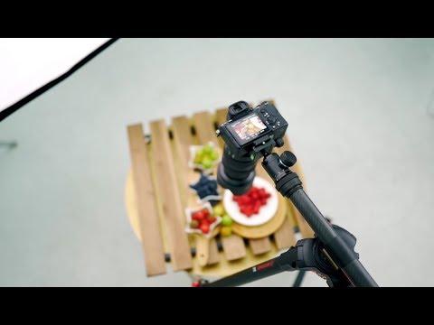 MOZA Slypod 2-in-1 Motorized Slider & Monopod