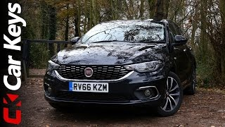 Fiat Tipo Review - Cheap, But Is It Cheerful? - Car Keys