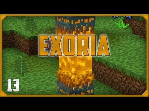 Exoria EP13 Misty World
