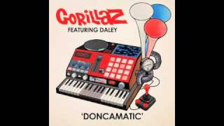 Doncamatic - Gorillaz feat. Daley (Live BBC Radio 1)