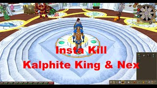 Runescape Deathtouched Dart Kills (Nex&KalphiteKing) Part 2