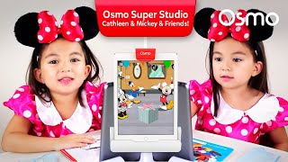 Cathleen Osmo Super Studio Mickey Mouse & Friends !