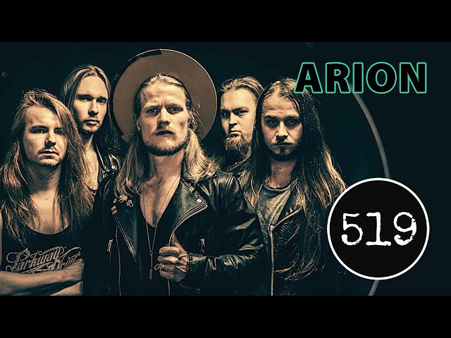 Arion - In The Studio With 519 (Ep. 17) - Iivo Kaipainen