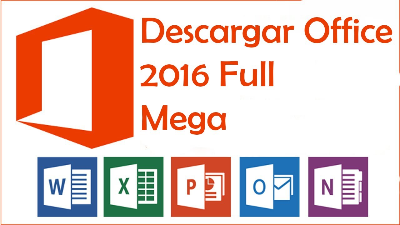 Instalar Microsoft Office 2016 Full En Español Windows 10 Youtube