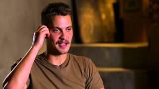 American Sniper (2014) - Luke Grimes Interview